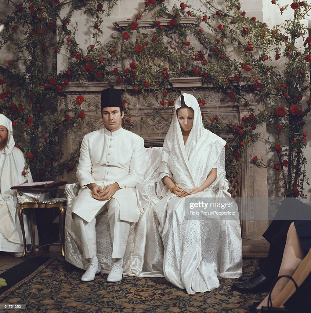 Aga Khan IV Gets Married : News Photo