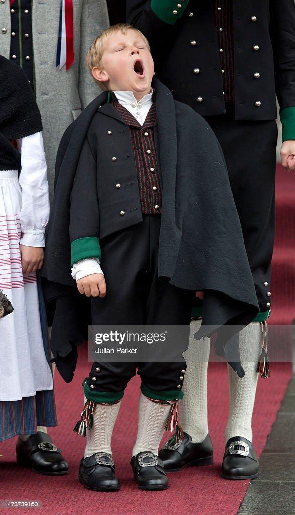Norwegian Royals Celebrate National Day