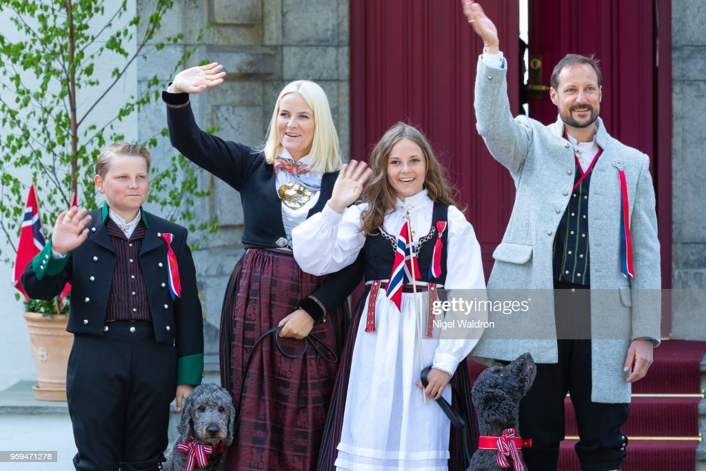 Norway National Day 2018 : News Photo