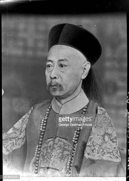 Prince Tching between 1900 and 1919