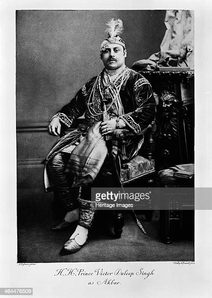 HH Prince Victor Duleep Singh as Akbar c1900 Akbar was the greatest of the Mughal emperors of India who extended Mughal power over most of the Indian...