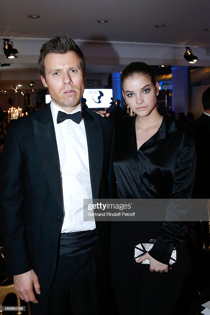 Annual Charity Dinner Hosted By The AEM Association Children Of The World For Rwanda At Espace Pierre Cardin In Paris : News Photo
