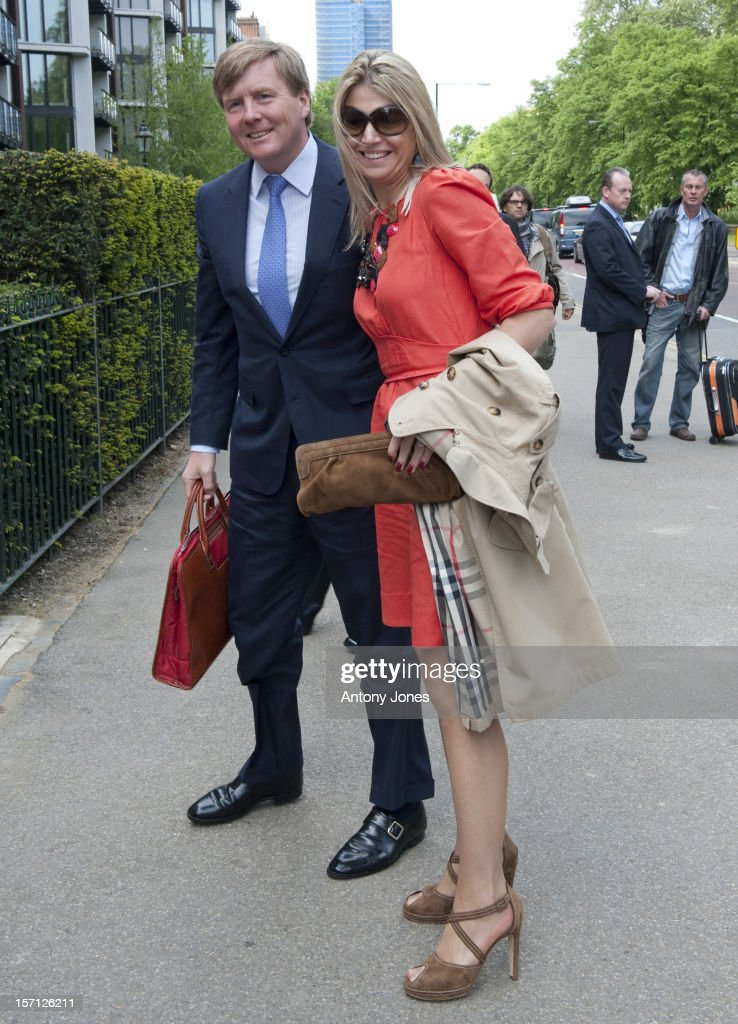 Royal Wedding Plans : News Photo