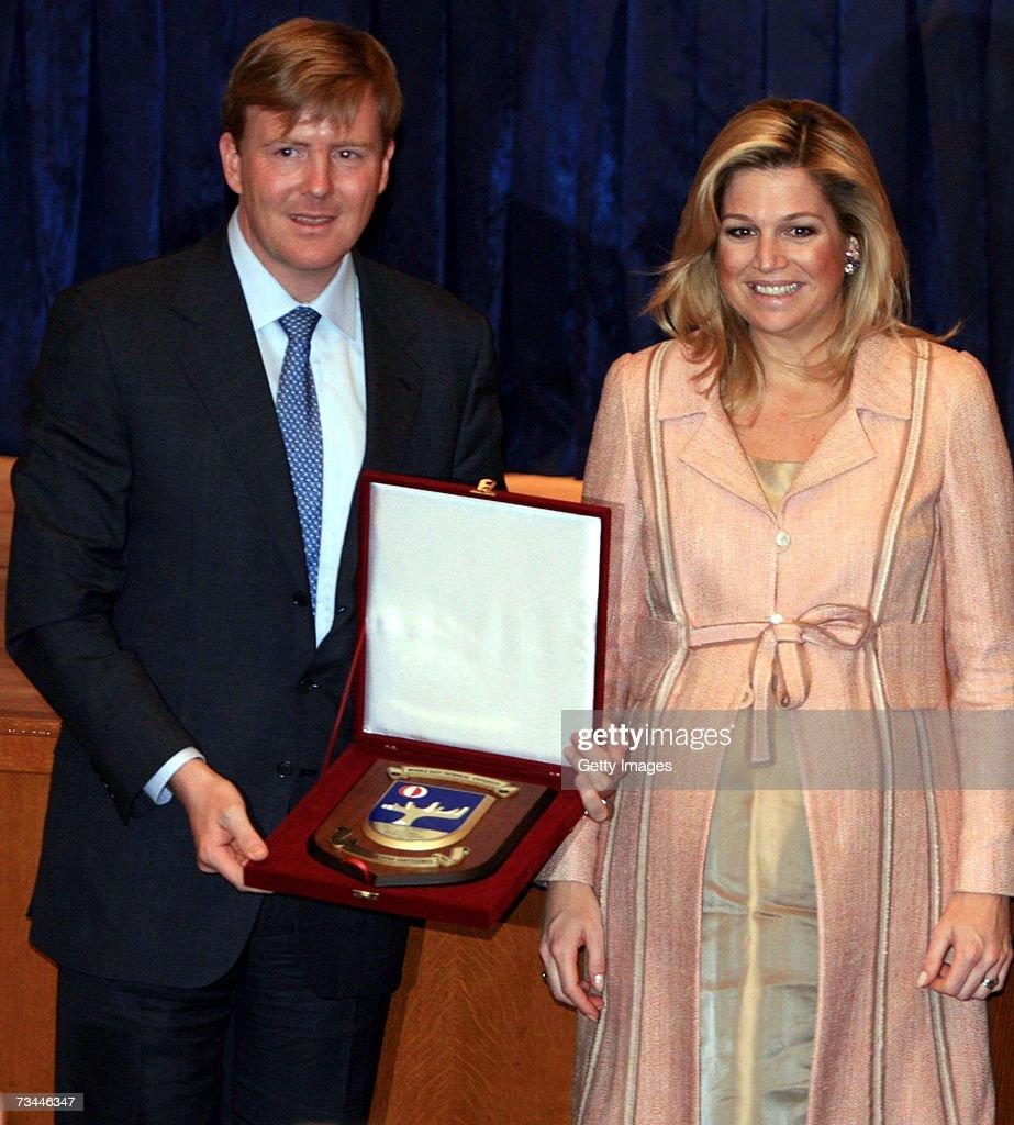 State Visit To Turkey of Dutch Royal Family - Ankara Day 2 : News Photo