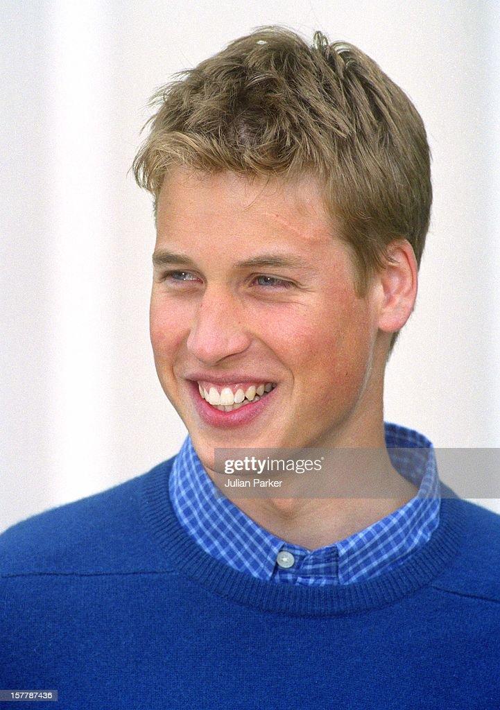 Prince William Photocall At Highgrove : News Photo