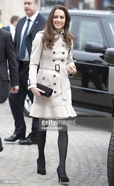 Prince William And Catherine Middleton Visit Belfast City Hall In Northern Ireland