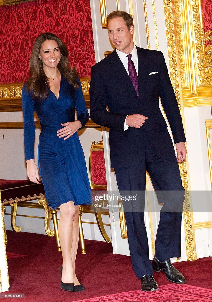 Prince William And Kate Start Hookup