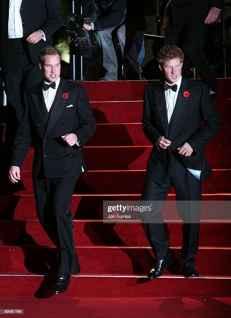 Quantum of Solace - The Royal World Premiere - Inside Arrivals : Foto jornalística