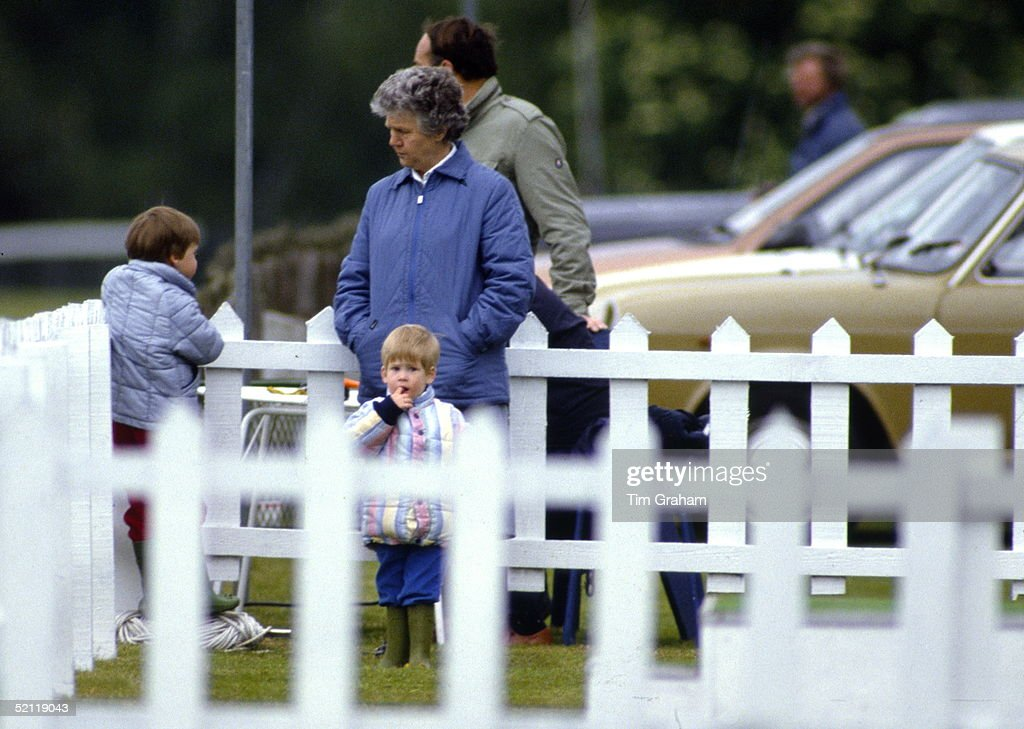 William Harry Nanny : News Photo