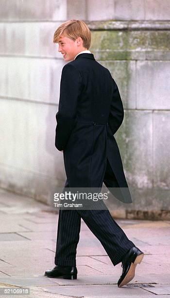 Prince William At Eton