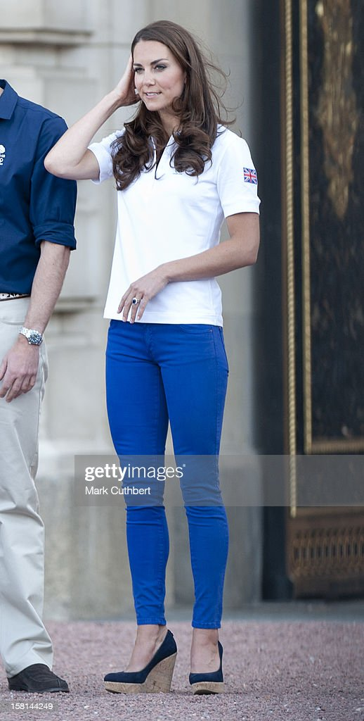 Day 69 - Olympic Torch Relay : News Photo