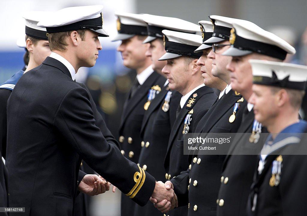 Prince William, Commodore-In-Chief, Scotland And Commodore ...