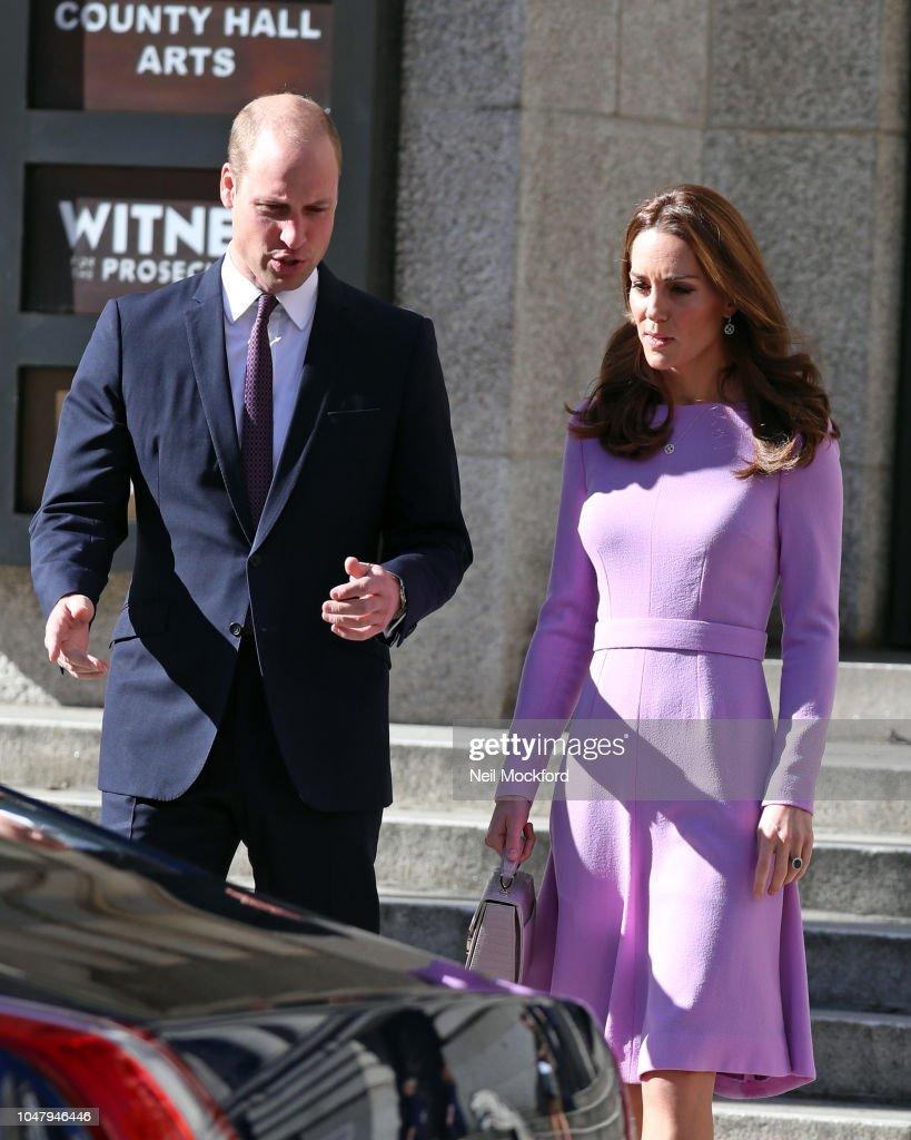 Мероприятие герцога и герцогини Кембриджских