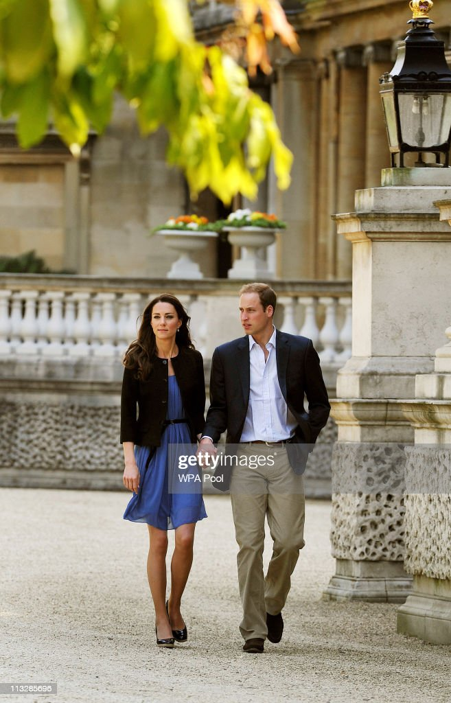 Royal Wedding - The Duke and Duchess of Cambridge Leave For Their Honeymoon : ニュース写真