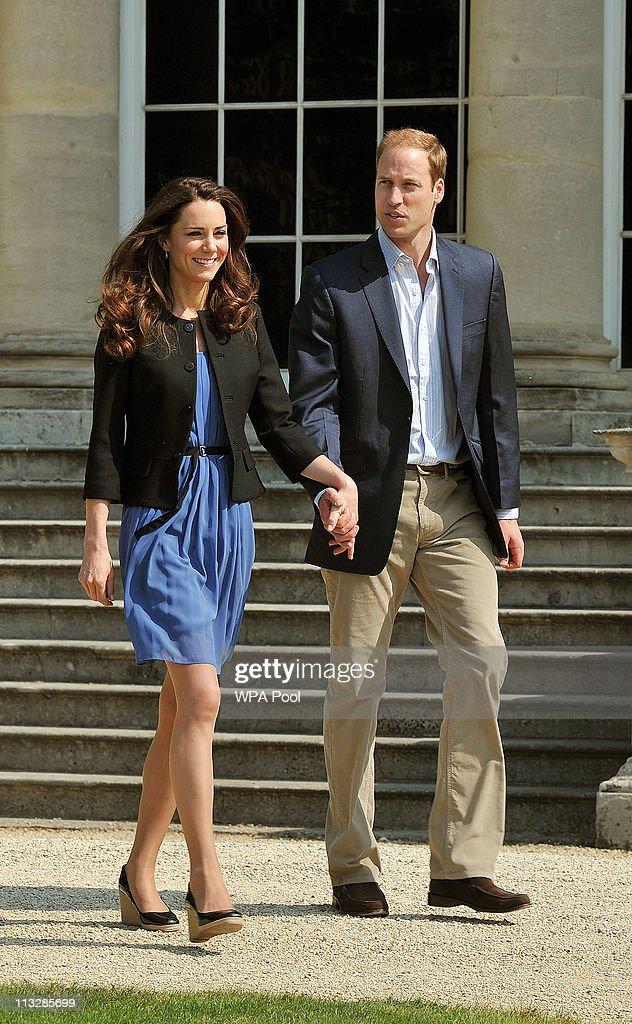 Royal Wedding - The Duke and Duchess of Cambridge Leave For Their Honeymoon : ニュース写真