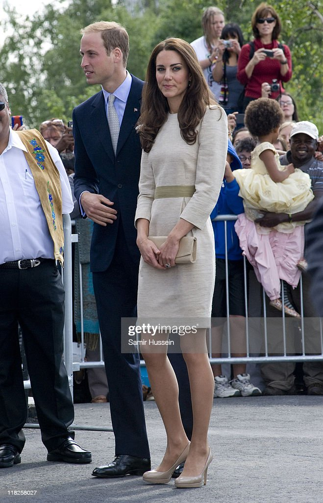 The Duke And Duchess Of Cambridge North American Royal Visit - Day 6 : News Photo