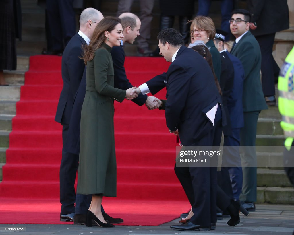 Prince William Duke Of Cambridge And Catherine Duchess Of Cambridge News Photo Getty Images