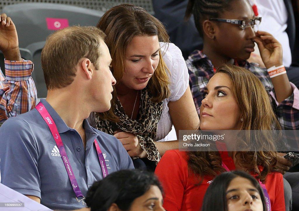 2012 London Paralympics - Day 1 - Cycling - Track : News Photo