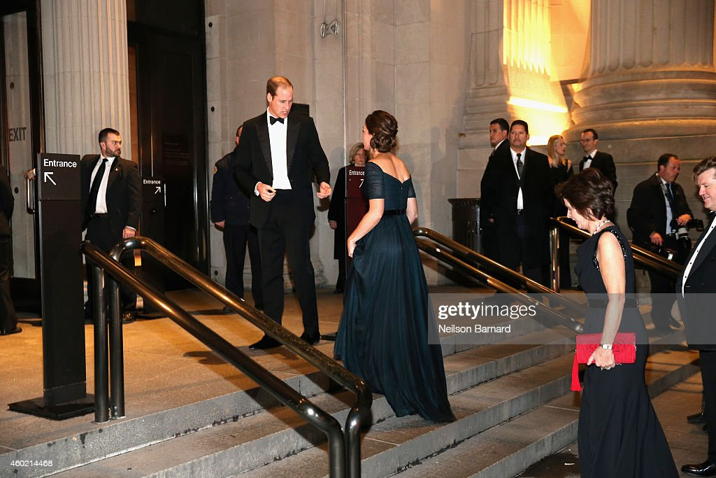 St. Andrews 600th Anniversary Dinner - Arrivals : News Photo