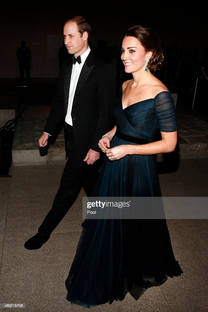 St. Andrews 600th Anniversary Dinner - Arrivals