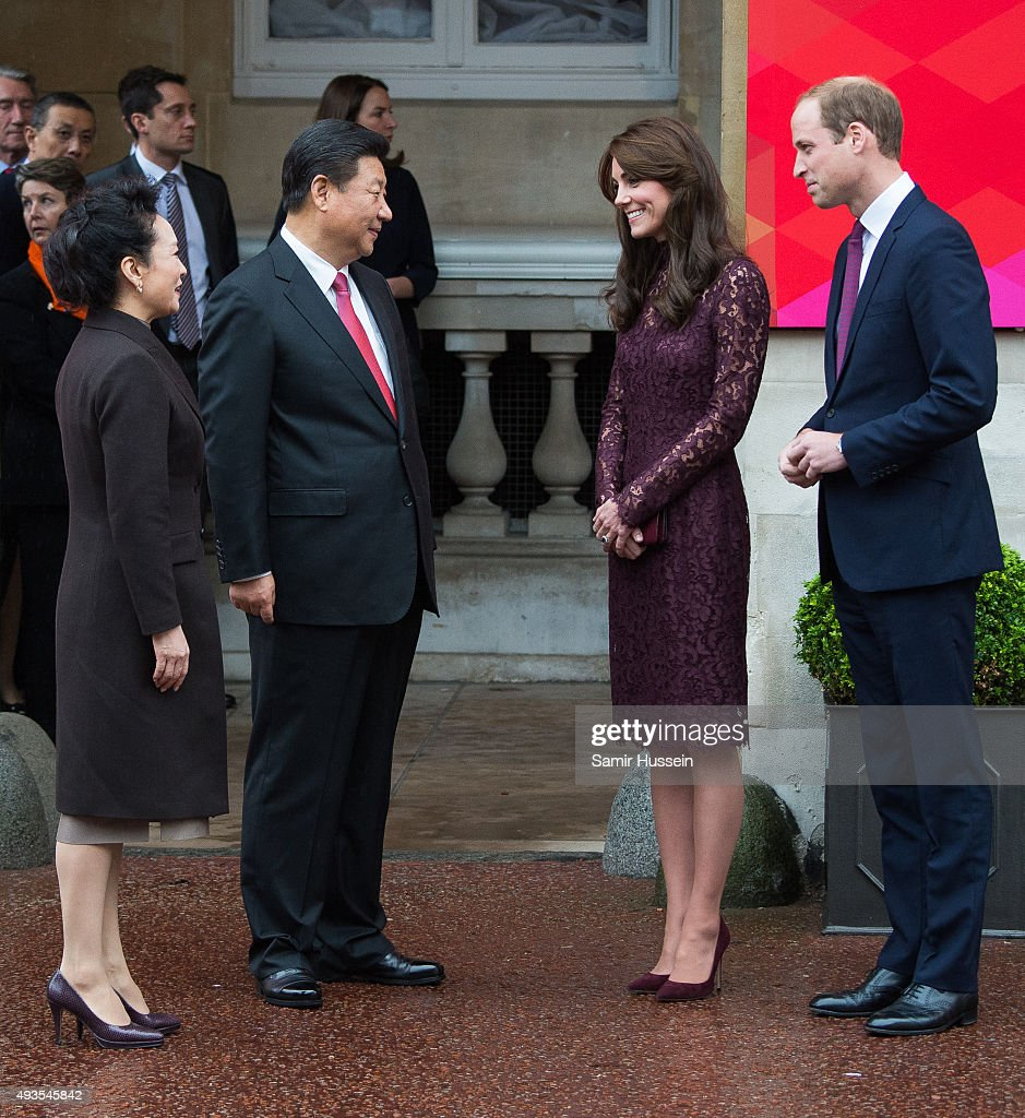 State Visit Of The President Of The People's Republic Of China : News Photo