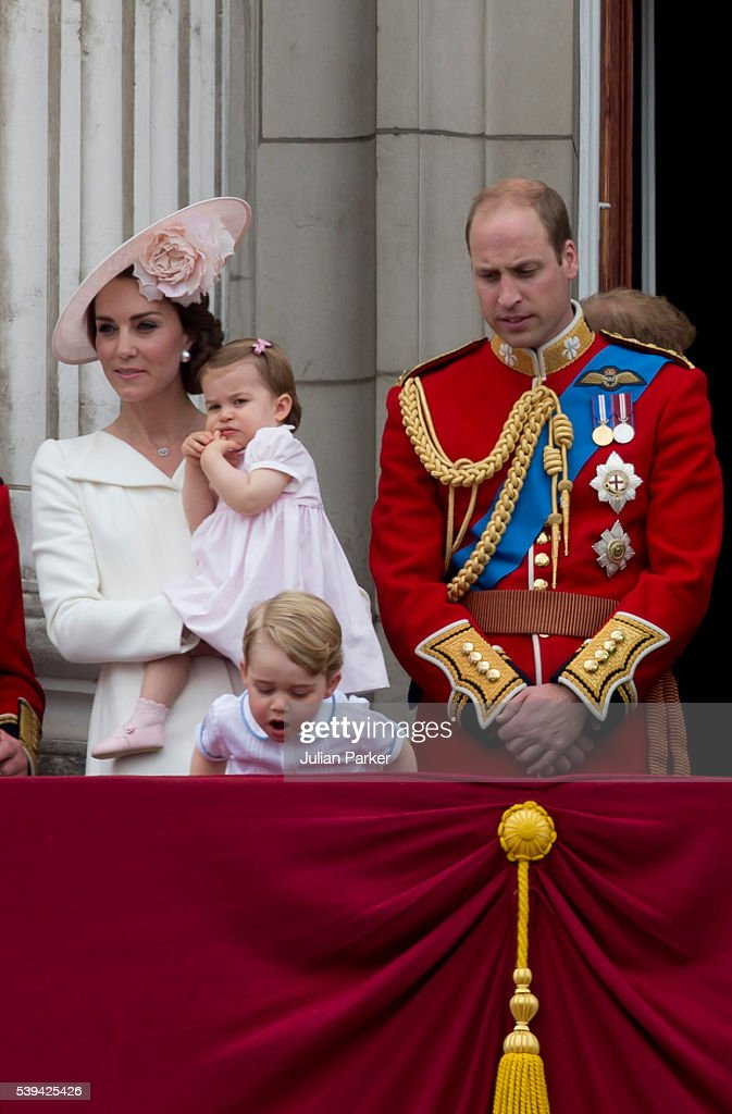 Trooping The Colour 2016 : ニュース写真