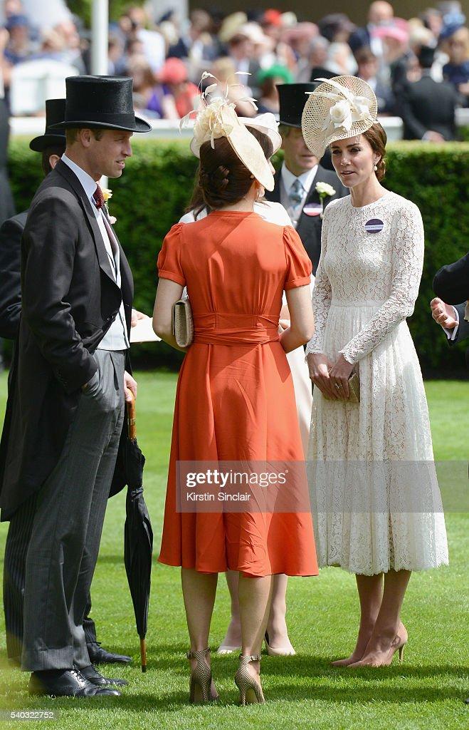 Royal Ascot 2016 - Day 2 : News Photo