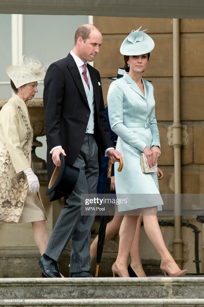 Garden Party at Buckingham Palace : News Photo