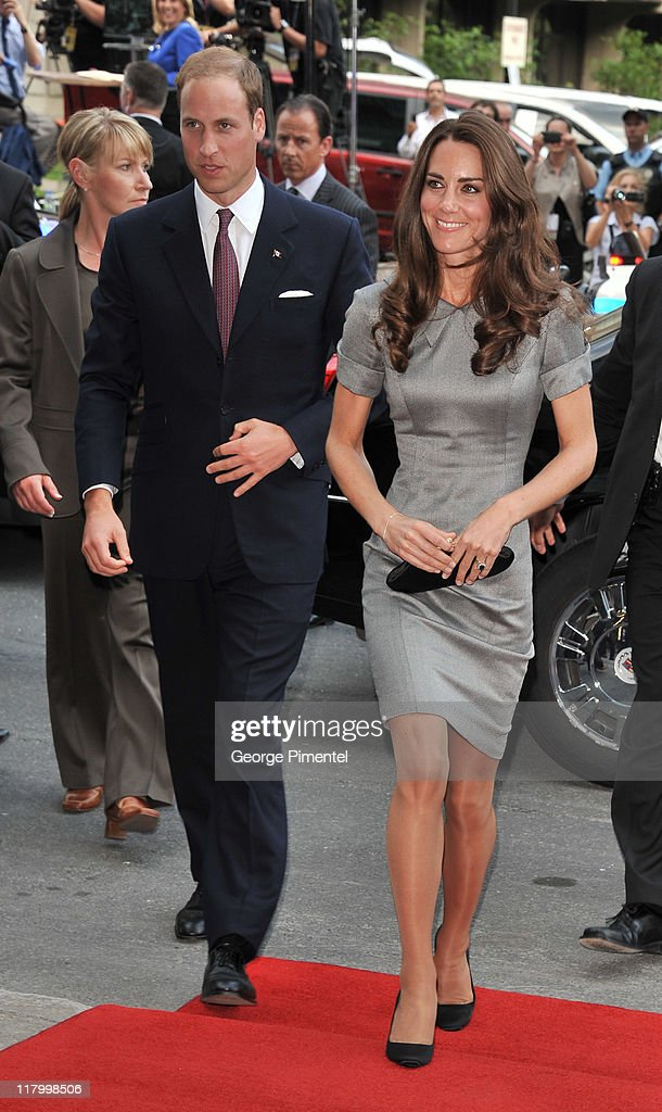 The Duke And Duchess Of Cambridge North American Royal Visit - Day 3