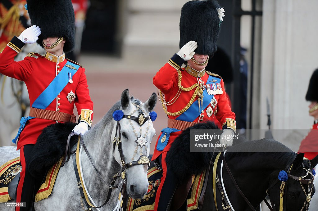 Trooping The Colour 2011 : News Photo