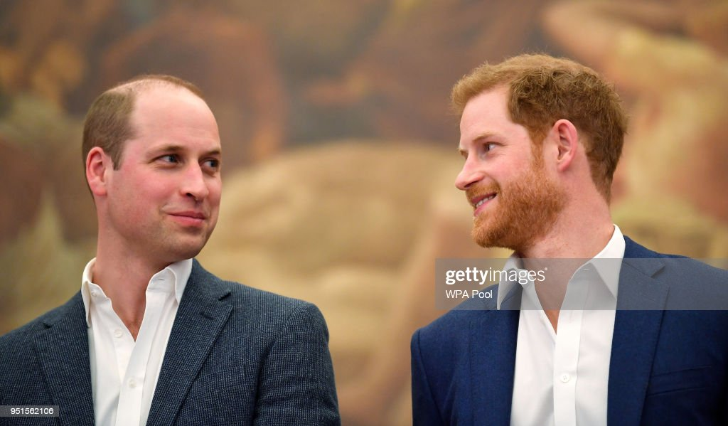 Prince Harry Opens Greenhouse Sports Centre : News Photo