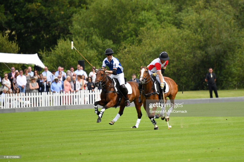 King Power Royal Charity Polo Day : News Photo