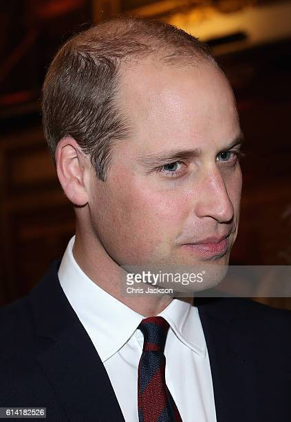 Prince William Duke of Cambridge attends an MOD Employer Recognition Scheme Gold Awards Event at the Royal Hospital Chelsea on October 12 2016 in...