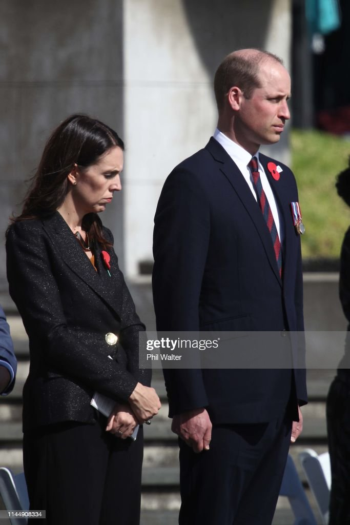 NZL: The Duke Of Cambridge Prince William Visits New Zealand