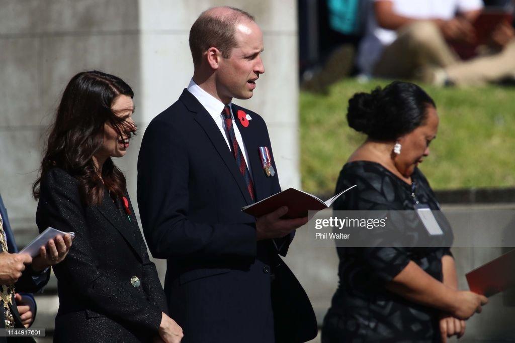 The Duke Of Cambridge Prince William Visits New Zealand : News Photo