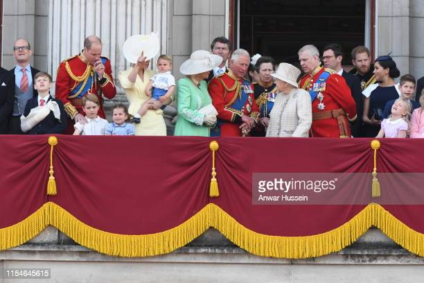 Prince William Duke of Cambridge Catherine Duchess of Cambridge Prince Louis of Cambridge Prince George of Cambridge Princess Charlotte of Cambridge...