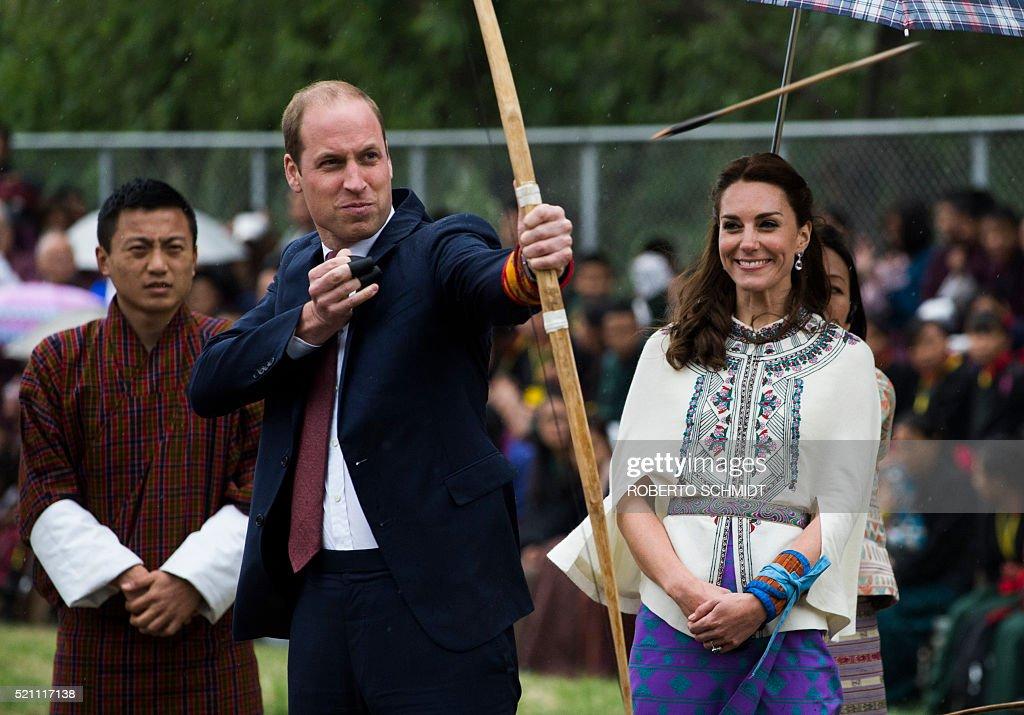 BHUTAN-ROYALS : News Photo