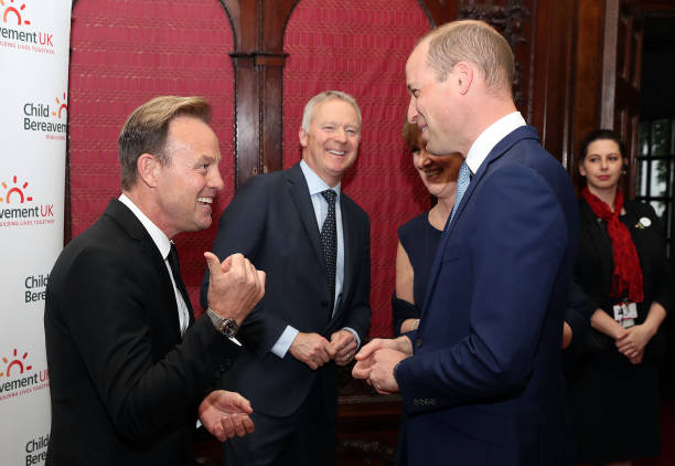 GBR: The Duke Of Cambridge Attends Child Bereavement 25th Birthday Gala Dinner