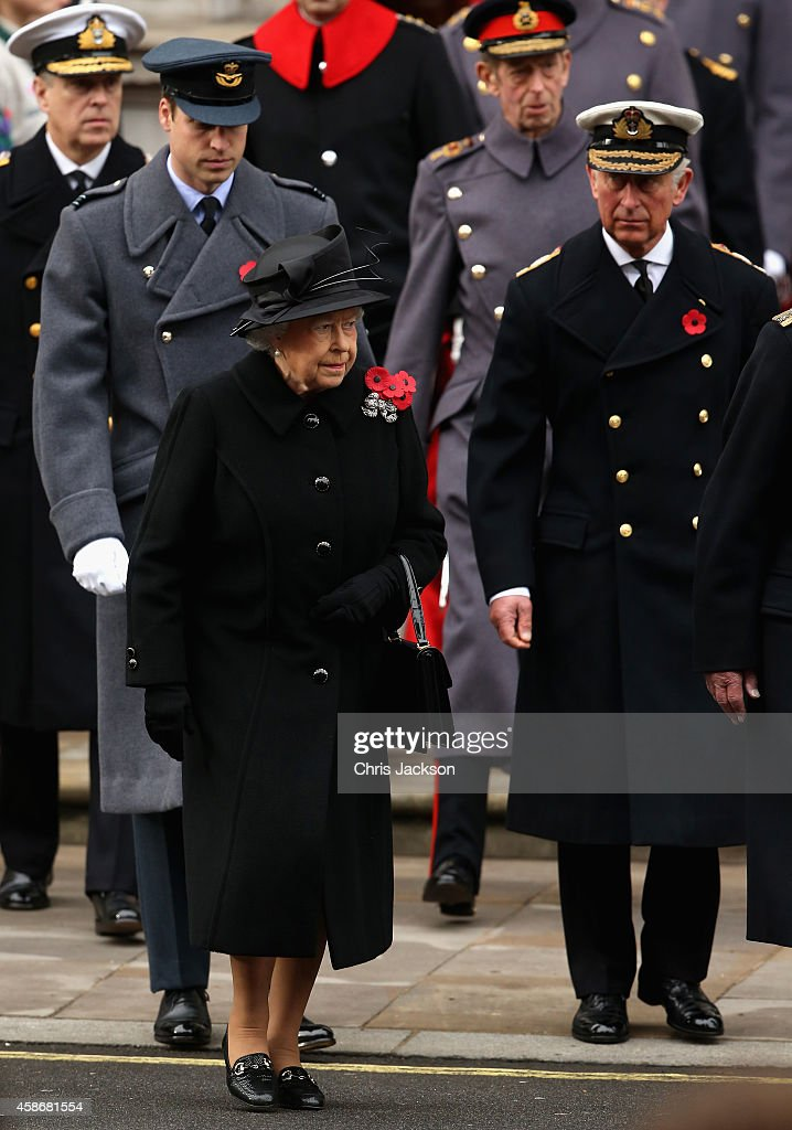 The UK Observes Remembrance Sunday : ニュース写真