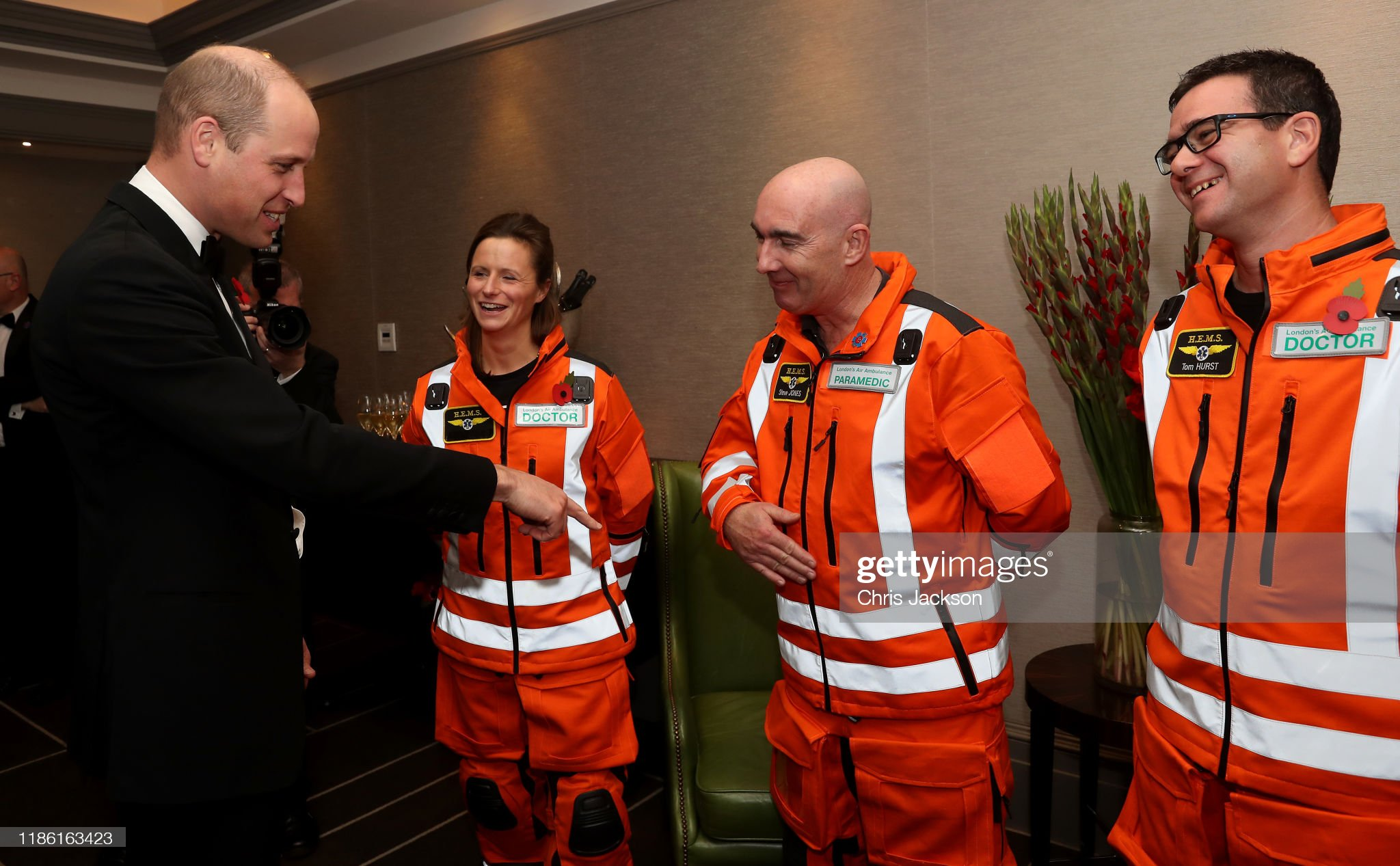 prince-william-duke-of-cambridge-shares-a-joke-with-doctor-flora-bird-picture-id1186163423