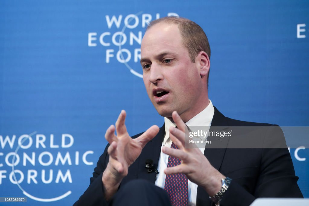 Day Two Of World Economic Forum 2019 : News Photo