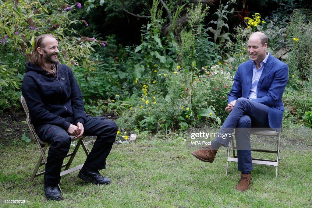 The Duke Of Cambridge Visits Peterborough : News Photo