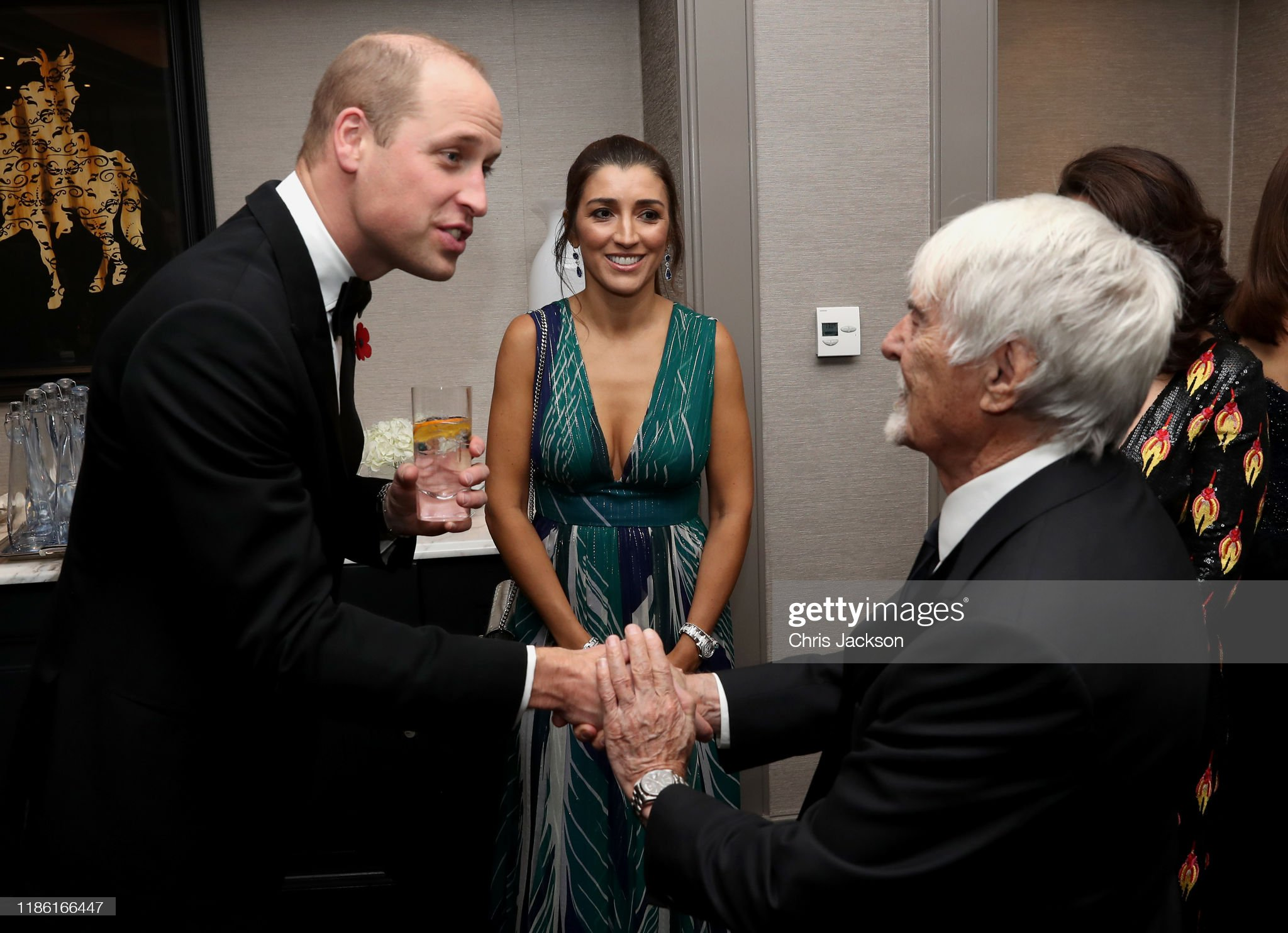 prince-william-duke-of-cambridge-with-bernie-ecclestone-and-guests-as-picture-id1186166447