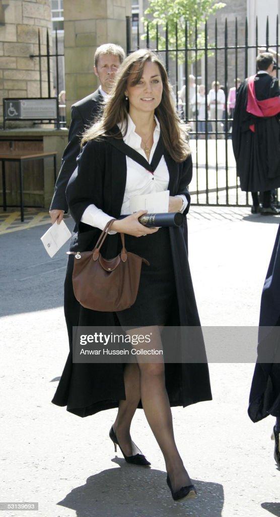Prince William Graduates From St Andrews : Fotografía de noticias
