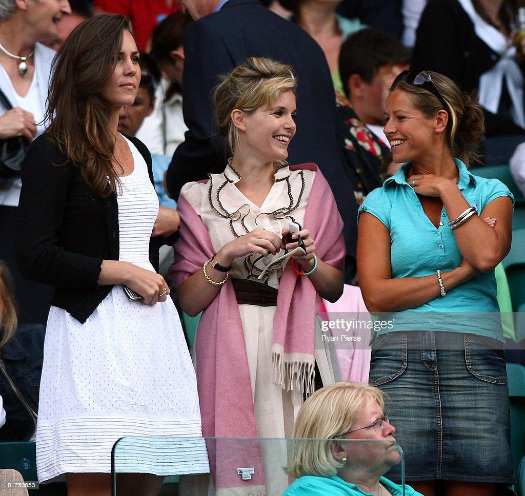 The Championships - Wimbledon 2008 Day Six : News Photo