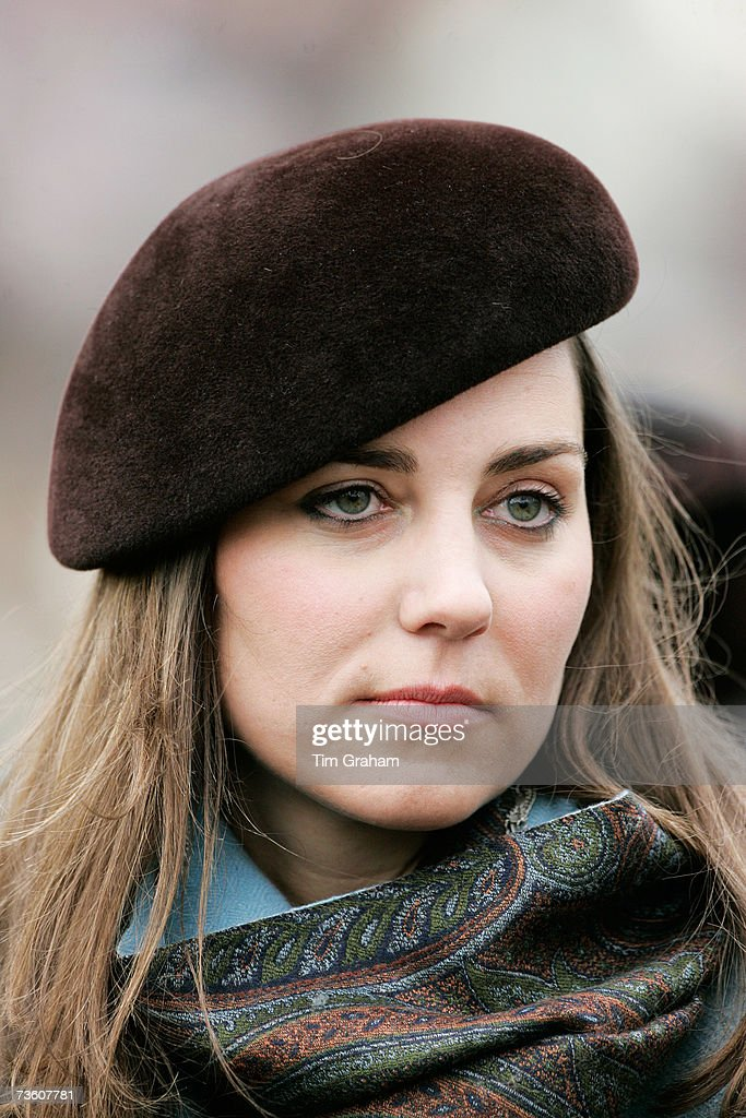 Royals Attend Day Four of Cheltenham Races : News Photo