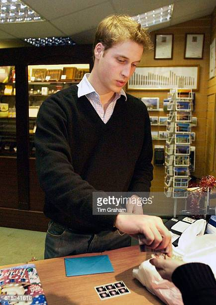 Prince William's university life is not so different to his other fellow students He shops in the local newsagents and wears the usual student...