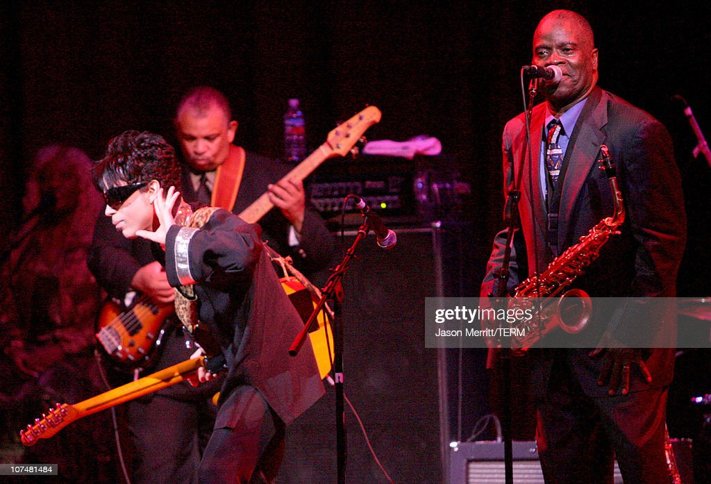 Vegoose Music Festival 2006 - Night 2 - Maceo Parker with Special Guest Prince