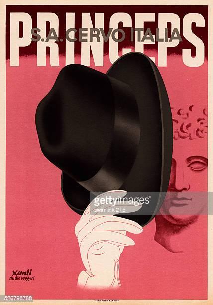 Princeps Poster by Xanti Schawinsky