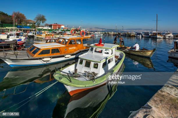 Princes' islands in marmara sea, Istanbul,Turkey